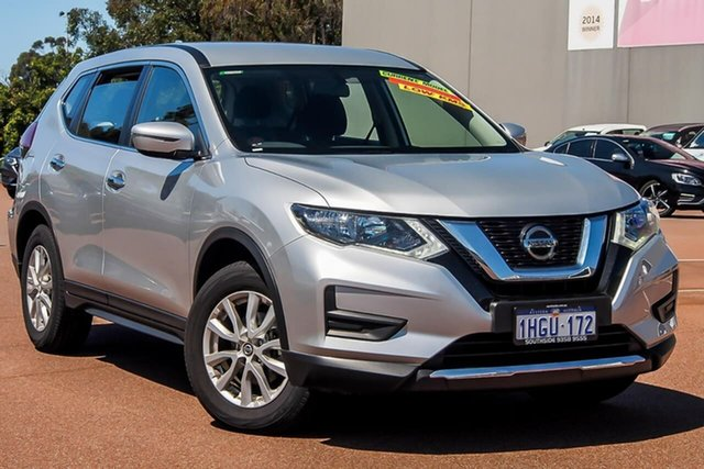 Used Nissan X-Trail T32 MY21 ST X-tronic 2WD Cannington, 2021 Nissan X-Trail T32 MY21 ST X-tronic 2WD Silver 7 Speed Constant Variable Wagon