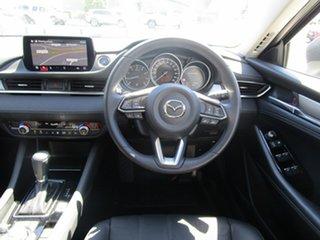 2020 Mazda 6 GL1033 Touring SKYACTIV-Drive Silver 6 Speed Sports Automatic Sedan