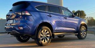 2021 Isuzu MU-X RJ MY21 LS-U Rev-Tronic Cobalt Blue 6 Speed Sports Automatic Wagon