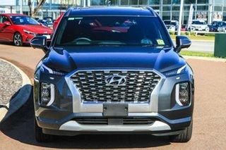 2021 Hyundai Palisade LX2.V2 MY22 Highlander AWD Steel Graphite 8 Speed Sports Automatic Wagon.