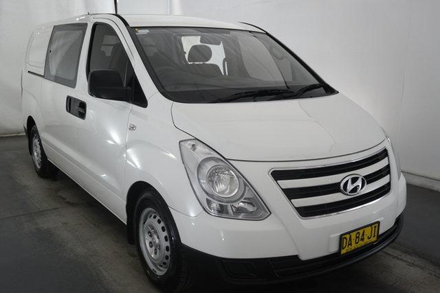 Used Hyundai iLOAD TQ3-V Series II MY16 Maryville, 2015 Hyundai iLOAD TQ3-V Series II MY16 White 5 Speed Automatic Van