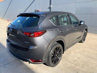 2021 Mazda CX-5 KF4WLA GT SKYACTIV-Drive i-ACTIV AWD SP Machine Grey 6 Speed Sports Automatic Wagon.