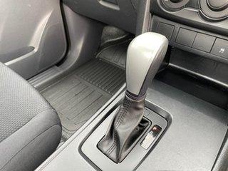 2016 Mazda BT-50 UR0YE1 XT 4x2 Hi-Rider White 6 Speed Sports Automatic Cab Chassis