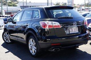 2010 Mazda CX-9 TB10A3 MY10 Luxury Black 6 Speed Sports Automatic Wagon.