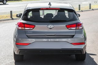2021 Hyundai i30 PD.V4 MY21 Active Silver 6 Speed Sports Automatic Hatchback.