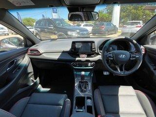 2021 Hyundai i30 PD.V4 MY22 N Line D-CT Polar White 7 Speed Sports Automatic Dual Clutch Hatchback