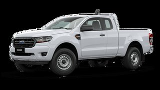 2021 Ford Ranger PX MkIII XL Arctic White 6 Speed Automatic Pick Up