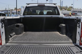 2012 Ford Ranger PX XL White 6 Speed Sports Automatic Utility