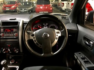 2013 Nissan X-Trail T31 Series V TS Silver 6 Speed Manual Wagon