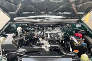 2007 Mitsubishi Triton ML MY07 GLX Double Cab 4x2 Green 4 Speed Automatic Utility