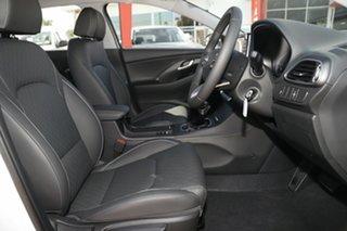 2021 Hyundai i30 PD.V4 MY22 Active Polar White 6 Speed Automatic Hatchback