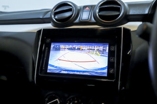 2020 Suzuki Swift AZ GL Navigator Blue 1 Speed Constant Variable Hatchback