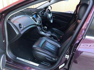 2012 Holden Cruze JH Series II MY12 CDX Maroon 6 Speed Sports Automatic Sedan