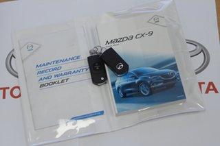 2014 Mazda CX-9 TB10A5 Classic Activematic Snowflake White 6 Speed Sports Automatic Wagon.