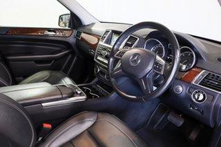 2012 Mercedes-Benz M-Class W166 ML350 BlueTEC 7G-Tronic + Blue 7 Speed Sports Automatic Wagon