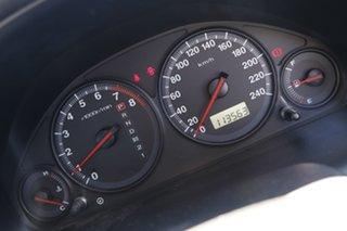2005 Honda Civic 7th Gen MY2004 GLi Silver 4 Speed Automatic Sedan
