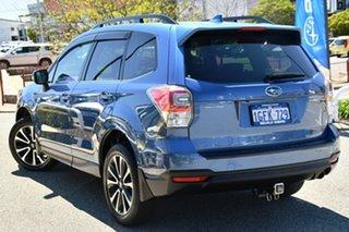 2017 Subaru Forester S4 MY17 2.5i-S CVT AWD Quartz Blue 6 Speed Constant Variable Wagon.
