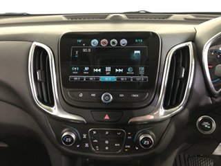 2018 Holden Equinox EQ MY18 LT FWD White 9 Speed Sports Automatic Wagon