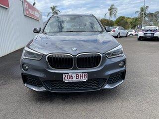 2017 BMW X1 F48 sDrive18d Steptronic 8 Speed Sports Automatic Wagon