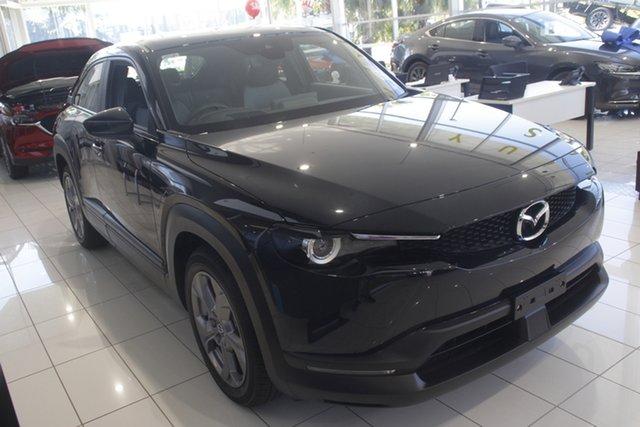 New Mazda MX-30 Hamilton, 2021 Mazda MX-30 Jet Black Wagon