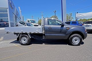 2021 Ford Ranger PX MkIII 2021.25MY XL Grey 6 Speed Manual Single Cab Chassis