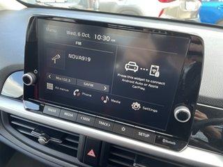2021 Kia Picanto JA MY22 GT-Line Aurora Black 4 Speed Automatic Hatchback