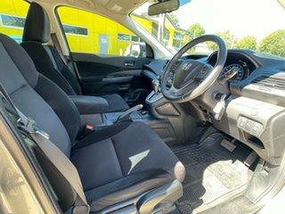 2014 Honda CR-V RM MY14 DTi-L 4WD Grey 5 Speed Sports Automatic Wagon.