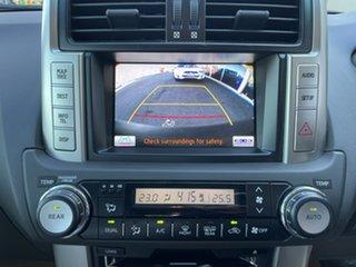 2011 Toyota Landcruiser Prado KDJ150R Kakadu White 5 Speed Sports Automatic Wagon