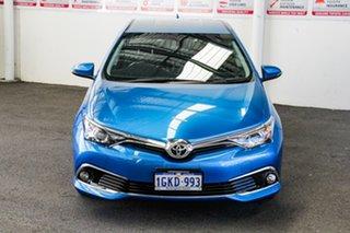 2017 Toyota Corolla ZRE182R MY17 Ascent Sport Blue Gem 7 Speed CVT Auto Sequential Hatchback.