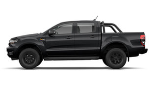 2021 Ford Ranger PX MkIII 2021.75MY Sport Shadow Black 6 Speed Sports Automatic Double Cab Pick Up