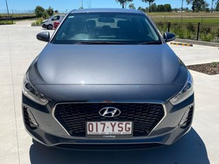 2018 Hyundai i30 PD2 MY19 Active Grey 6 Speed Sports Automatic Hatchback