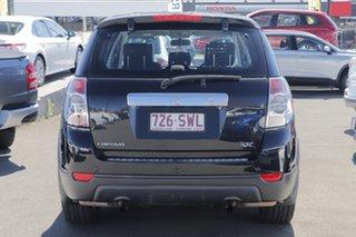 2012 Holden Captiva CG Series II 7 SX Black 6 Speed Sports Automatic Wagon