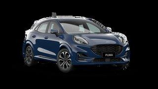 2021 Ford Puma JK ST-Line Blazer Blue 7 Speed Automatic