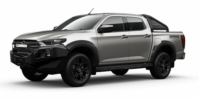 New Mazda BT-50 B30B GT Thunder (4x4) Toowoomba, 2021 Mazda BT-50 B30B GT Thunder (4x4) Ingot Silver 6 Speed Automatic Dual Cab Pick-up
