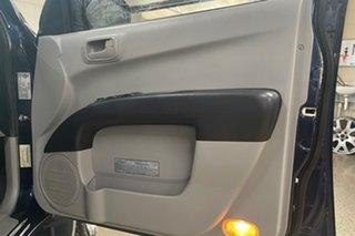 2011 Mitsubishi Triton MN MY11 GL-R Double Cab 4x2 Black 5 Speed Manual Utility