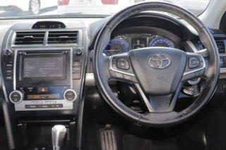 2015 Toyota Camry AVV50R Atara S Blue 1 Speed Constant Variable Sedan Hybrid
