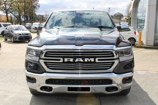 2021 Ram 1500 DT MY21 Laramie SWB Grey 8 Speed Automatic Utility.