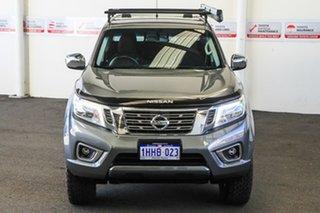 2016 Nissan Navara NP300 D23 ST (4x4) 6 Speed Manual Dual Cab Utility.