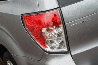2011 Subaru Forester S3 MY11 XS AWD Silver 4 Speed Sports Automatic Wagon