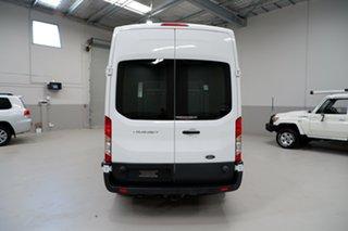 2015 Ford Transit VO MY14.5 350L LWB High Roof White 6 Speed Manual Van