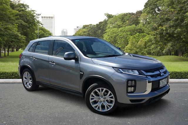 Used Mitsubishi ASX XD MY20 ES 2WD Paradise, 2019 Mitsubishi ASX XD MY20 ES 2WD Grey 1 Speed Constant Variable Wagon