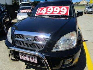 2011 Chery J11 T1X 2WD Black 5 Speed Manual Wagon.