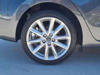2016 Mazda 3 BN5236 SP25 SKYACTIV-MT GT Grey 6 Speed Manual Sedan