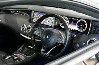 2016 Mercedes-Benz S-Class C217 806MY S500 9G-Tronic PLUS Black 9 Speed Sports Automatic Coupe