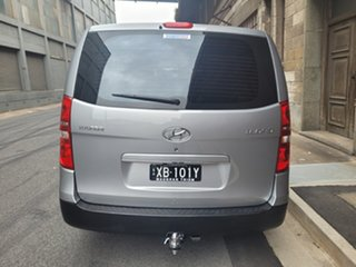 2020 Hyundai iLOAD TQ4 MY21 Silver 5 Speed Automatic Van