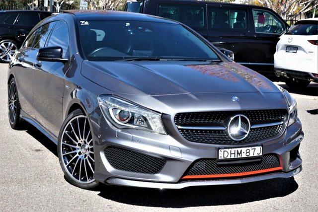 Used Mercedes-Benz CLA-Class C117 806MY CLA250 DCT 4MATIC Sport Phillip, 2016 Mercedes-Benz CLA-Class C117 806MY CLA250 DCT 4MATIC Sport Grey 7 Speed