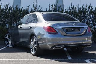 2020 Mercedes-Benz C-Class W205 800+050MY C300 9G-Tronic Selenite Grey 9 Speed Sports Automatic.