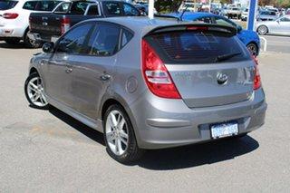2010 Hyundai i30 FD MY11 SR Grey 5 Speed Manual Hatchback