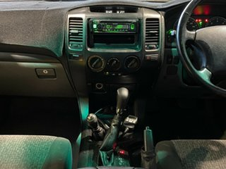 2004 Toyota Landcruiser Prado KZJ120R GXL Grey 4 Speed Automatic Wagon