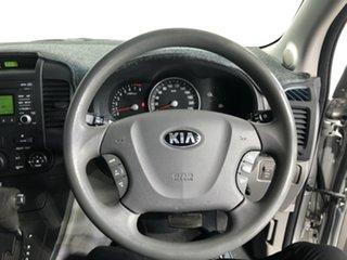 2013 Kia Grand Carnival VQ MY13 S Silver 6 Speed Sports Automatic Wagon